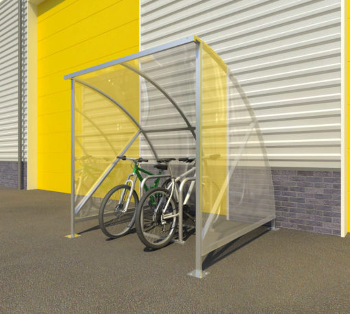 Eco 4 Cycle Shelter