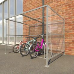 Lancaster Eco 8 Cycle Shelter